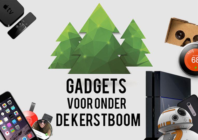 3111ad8b4c1c50 15 gadgets die élke geek onder de kerstboom wil