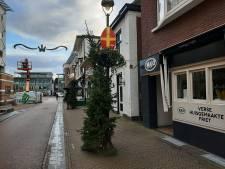 Nederland maakt zich op voor Kerstmis, maar in Apeldoorn hangt nog altijd een sinterklaassfeer