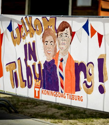 Dit is het programma van het koninklijke bezoek aan Tilburg