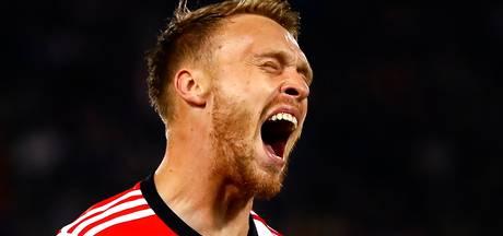 Feyenoord verrassend met Jørgensen en Nieuwkoop tegen Sjachtar