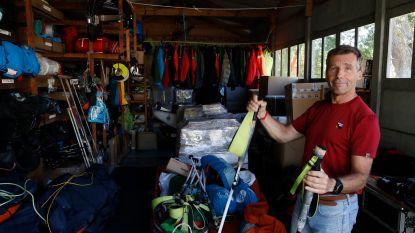 """Door corona heeft globetrotter Dixie Dansercoer nu een andere kijk op reizen: """"Misschien is de mens wel gemaakt  om in z'n hut te blijven"""""""