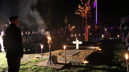 Ronse herdenkt de Wapenstilstand met plechtigheden in het Albertpark en het oud kerkhof