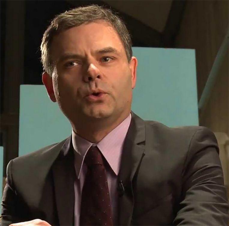 Financieel expert Pascal Paepen