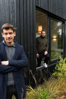'Beste gebouw van het jaar' staat in Vinkeveen en het is een vakantiehuisje: 'Heel vet!'