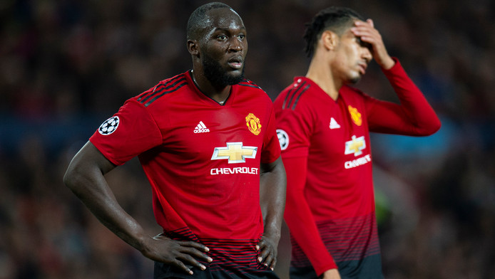 Romelu Lukaku ne parvient plus à trouver le chemin des filets avec Manchester United