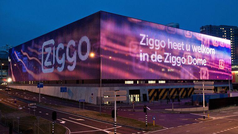 Welp Ziggo Dome vult gat tussen Gelredome en Ahoy | De Volkskrant HA-86