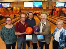Veel extra's op nieuwe banen De Kruitmolen: 'Noem het interactief bowlen'