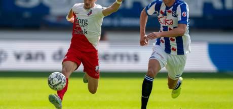 Spitsendeal pakt nog niet goed uit voor FC Utrecht: Dalmau ziet Dessers bij Heracles vlammen