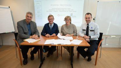 Zorgstad Sint-Truiden ondertekent baanbrekende samenwerkingsovereenkomst met parket en politie