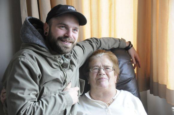 Jelte en Jo op bezoek in Dellebron