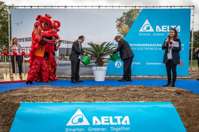Het Taiwanese concern Delta is de nieuwste aanstaande bewoner van de Automotive Campus in Helmond