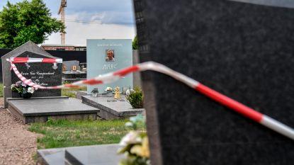 """Linten rond grafzerken gespannen en andere ergernissen tijdens werkens op kerkhof: """"Beetje meer respect zou op zijn plaats zijn"""""""