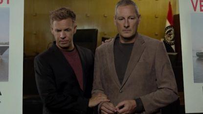 VIDEO. Gert & James zijn radeloos: de boot van 'Gert Late Night' is verdwenen