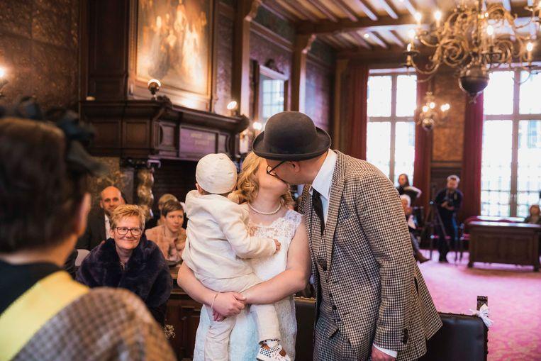 Jelke en Bert trouwden op 20/02/2020 in Hasselt.