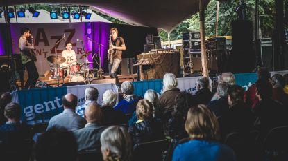 Nieuwe tent voor 25ste verjaardag Jazz in 't Park