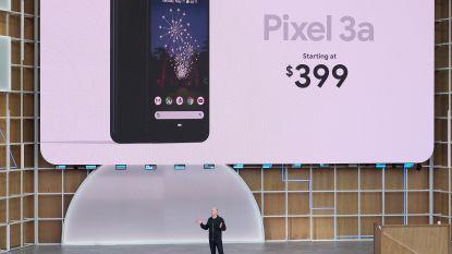 """""""Google verhuist smartphonefabriek uit China om Amerikaanse heffingen te omzeilen"""""""