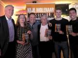 Keje Molenaar presenteert boek 'Meesterlijk'