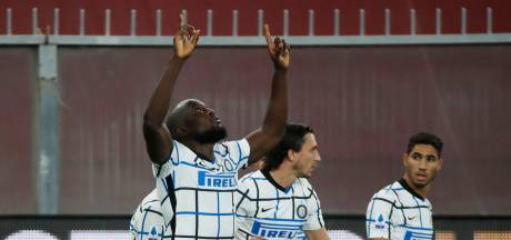 Romelu Lukaku encore, l'Inter renoue avec la victoire
