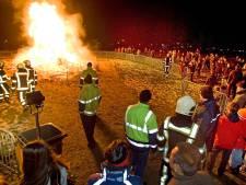 Bewoners Houten niet eens met einde traditionele kerstbomenverbranding en starten petitie