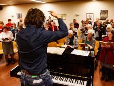 Pittige 'Johannes' al jaren wens van Raalter koor