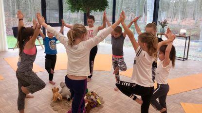 Vanaf 4 mei kinderyoga in Het Yogabos