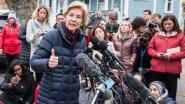 'Pocahontas' daagt de president uit