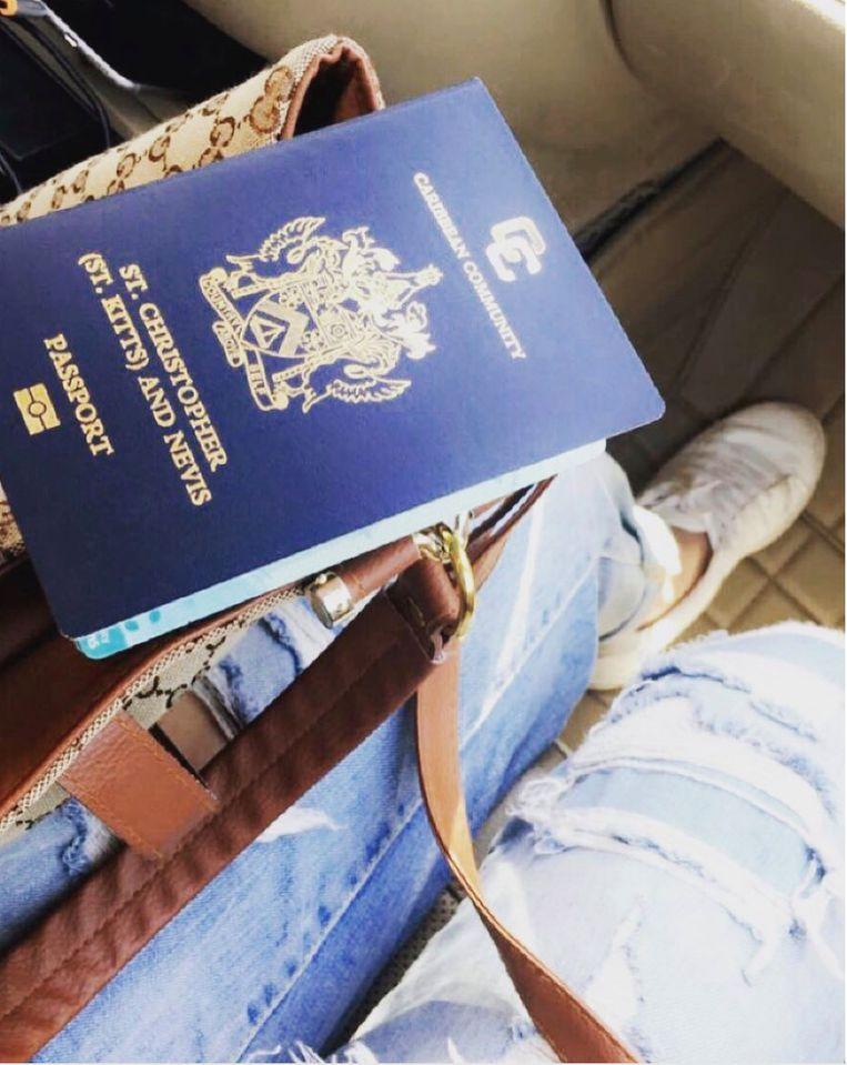 Het Caribische eiland Kitts en Nevis verkoopt paspoorten aan rijke Irakezen, die anders bijna nergens een visum zouden krijgen. Beeld RV