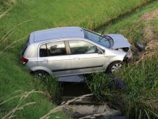 Gewonde bij ongeluk op N57 bij Burgh-Haamstede