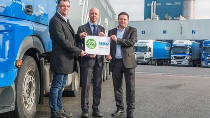 Kaneka behaalt 'Lean&Green'-certificaat
