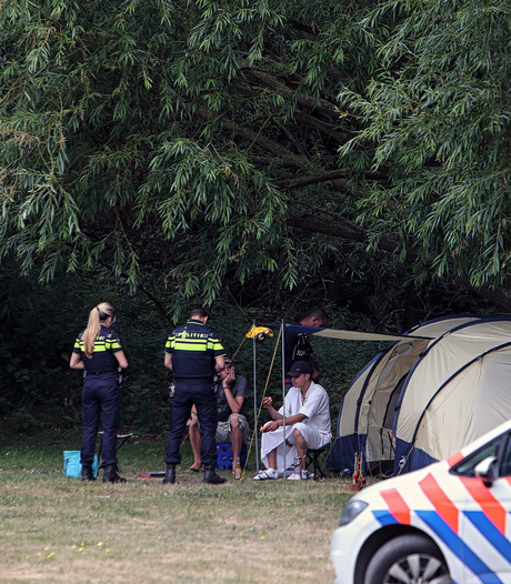 Daklozen in stadspark Kijk in de Pot moeten naar voormalige gemeentekwekerij