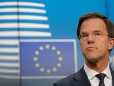 Premier Mark Rutte: EU-top is nog geen gelopen race
