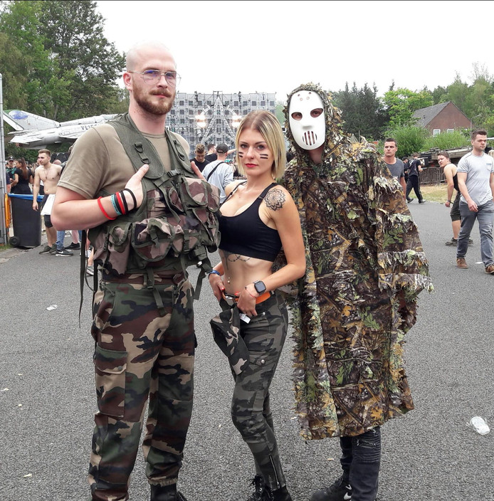 Killian, Lara en Joris