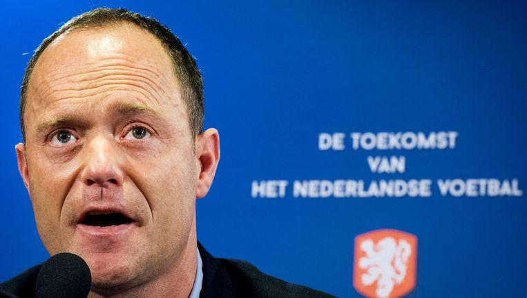 Bert van Oostveen. Beeld anp