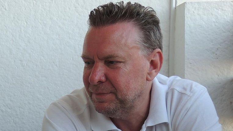 Slachtoffer Stefaan Bogaerts.