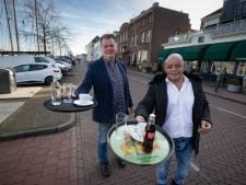 Terrassen pal langs de IJssel in Kampen worden definitief