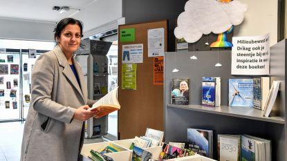 Nieuwe themahoek rond klimaat in bibliotheek