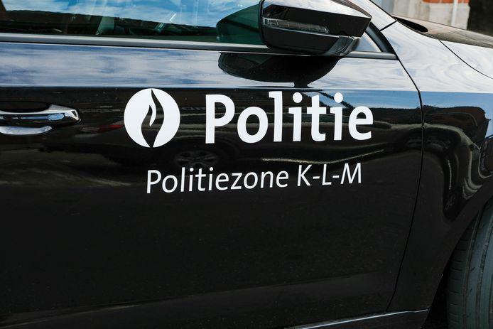 (Illustratiebeeld) Politie KLM.