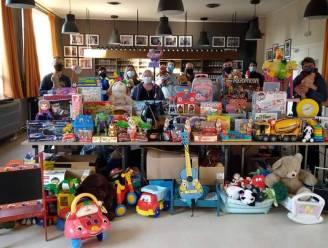 """Eerste inzamelactie voor kinderen uit minderbedeelde gezinnen is groot succes: """"Drie ton speelgoed verzameld"""""""