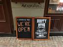 Zweden heeft restaurants de afgelopen maanden niet verplicht gesloten. Het land koos voor een beperkte lockdown.