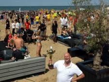 Beachvolleyjubileum: van tien teams naar tachtig