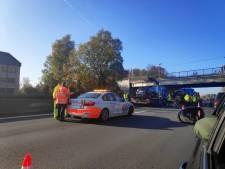 Zware verkeershinder richting kust na ongeval in Drongen