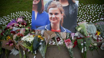 Brussel vernoemt plein naar vermoord Brits parlementslid Jo Cox