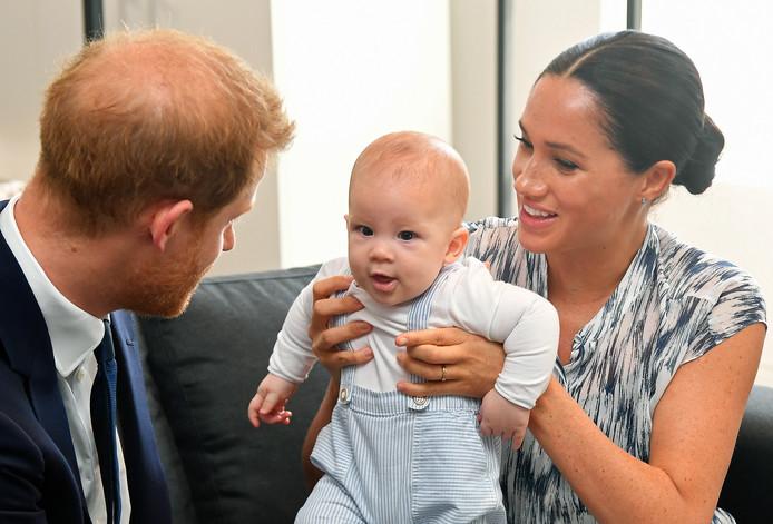 Archie en zijn ouders
