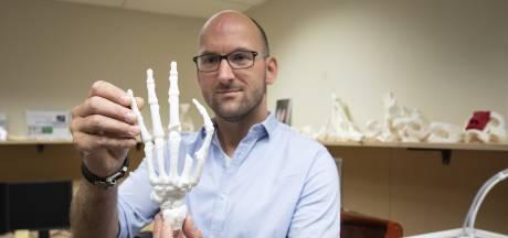 Een ledemaat op bestelling, het kan dankzij de 3D-printers van het MST