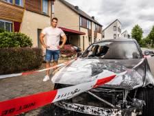 Wie zette Farids BMW M Shadow in de brand? Hij looft 250 euro uit voor de gouden tip