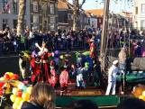 Volle kade verwelkomt Sinterklaas in Goes