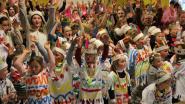Leerlingen VBS Berchem-Kwaremont zetten krokusvakantie al dansend in