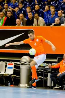 Futsal Apeldoorn stunt met komst eredivisietopscorer Ceyar