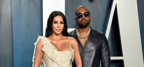 'Kim en Kanye proberen relatieproblemen op te lossen'
