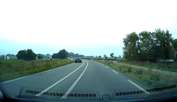 Screenshot dashcam